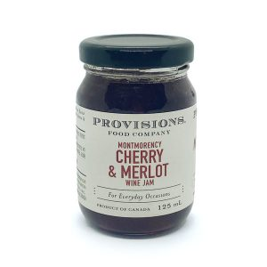 Montmorency Cherry & Merlot Wine Jam