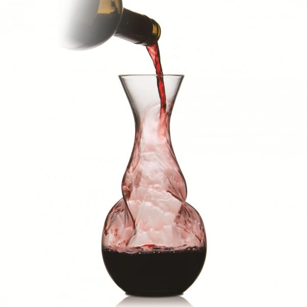 Tourbillon Wine Aerating Carafe, 750 ml
