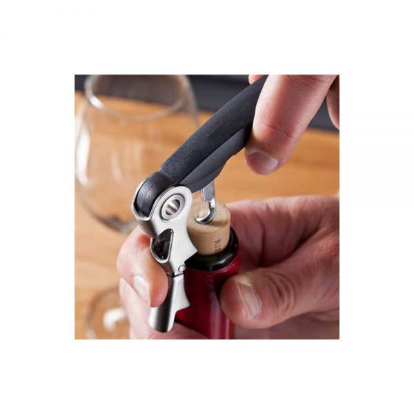 Vacu Vin Double Hinged Corkscrew