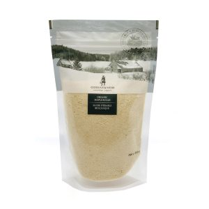 Organic Maple Sugar, Fine-Granule 250 Gr