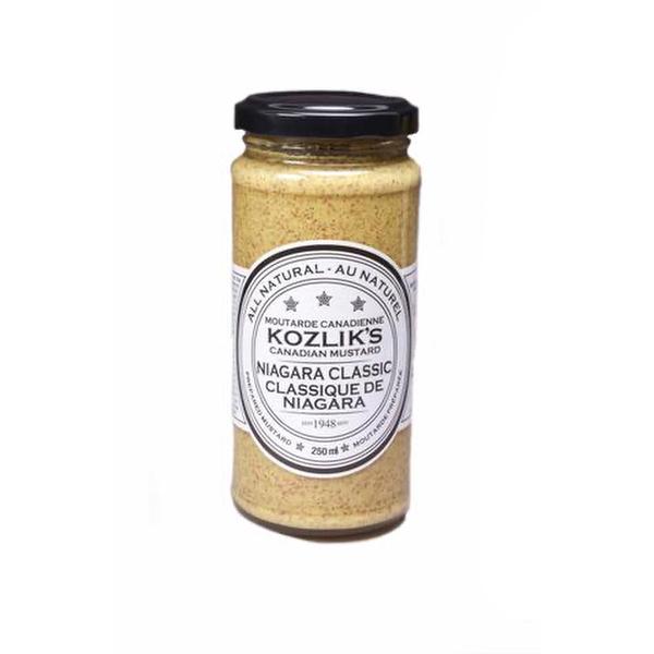 Kozlik's Niagara Classic Mustard