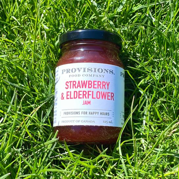 Strawberry & Elederflower Jam