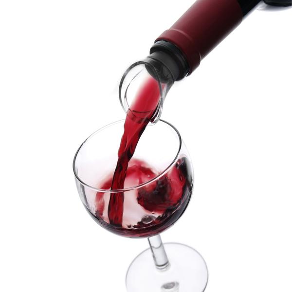 Vacu Vin Wine Server Crystal