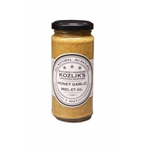 Kozlik's Honey & Garlic Mustard