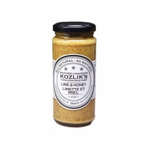 Kozlik's Lime & Honey Mustard