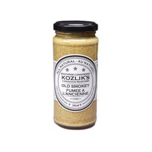 Kozlik's Old Smokey Mustard