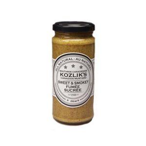 Kozlik's Sweet & Smokey Mustard