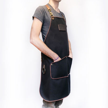 Canvas Cooking & Grilling Apron